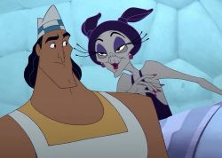 kronk was undoubtedly the best thing about the emperor s new ...